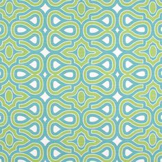 Shop HGTV Turtle Shell Turquoise Fabric at onlinefabricstore.net for $13/ Yard. Best Price & Service.
