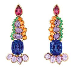 Boucles d'oreilles Granville de Dior