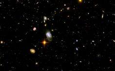 Download Hubble Ultra Deep Field 1920x1080 HD Wallpaper