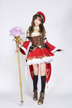 [Yurisa] Hobby is a beautiful girl model Yurisa-chan of Otaku temperament Korea of Gundam and Cosplay is too real angel! Asian Cosplay, Cute Cosplay, Amazing Cosplay, Best Cosplay, Cosplay Girls, Cosplay Costumes, Mode Steampunk, Kawaii Clothes, Girl Model