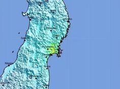 Japón: sismo fuerte de 5,8 grados remece el nordeste del país