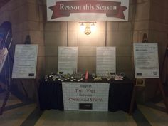 The Nebraska State Capitol is Host to a Nativity Scene… and Several Atheist Displays
