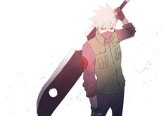 Kakashi (I don't own this pic, I didn't draw it)