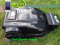 1176.00$  Watch now - http://alif57.worldwells.pw/go.php?t=32634460633 - China Best And Newest WIFI Smartphone Robot Lawn Mower S520 updated with Water-proofed Charger,Auto Recharge,Schedule,Li-ion 1176.00$