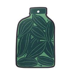 Purnukka leikkuulauta - vihreä - Marimekko
