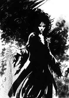 the sandman dream  | Morpheus, The Sandman by Tom Crielly