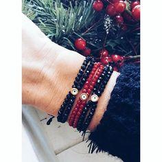 •New week• #ohsocutethings #handmade#jewelry#greekdesigners #greekdesigner #madeingreece #instapic #instajewels #instafashion#jewelrygram #photooftoday #love #cute#instagood #instaphoto#moodoftoday #instalike #happy #accessories#armcandy #beads #bohemian#fashion#fashionjewelry#evileye #fashionista #fashiongram#christmas #holiday#xmas