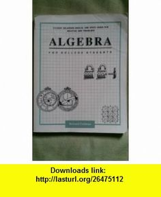 Algebra for College Students (9780534081553) Irving Drooyan, Katherine Yoshiwara , ISBN-10: 053408155X  , ISBN-13: 978-0534081553 ,  , tutorials , pdf , ebook , torrent , downloads , rapidshare , filesonic , hotfile , megaupload , fileserve