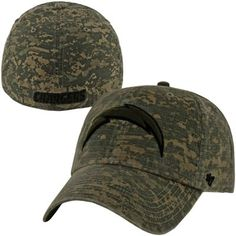 '47 Brand San Diego Chargers Officer Franchise Fitted Hat - Camo
