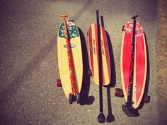 Best longboards, and land paddles for street surfing/land paddling...#surfing, #paddleboarding, #longboarding, #sup,#skateboarding, #extremesports, #adventuretravel, #fitness, #workout, #healthy, #boardsports