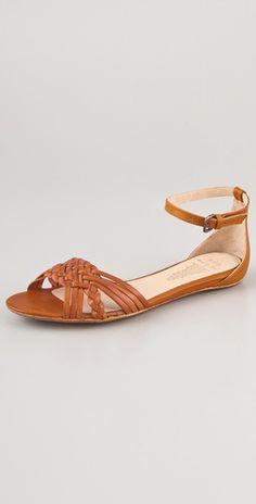 N.D.C. Made by Hand Vera Ballerina Flat Sandals