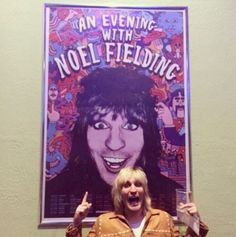 Sadie's Obsessions/ Daily Dose-- An Evening With Noel Fielding