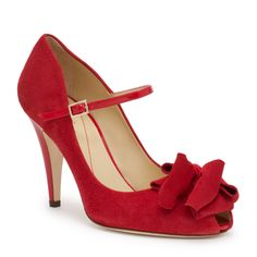 Red shoes, you always have my heart.