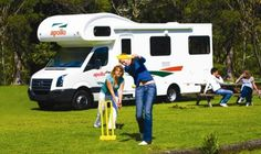 Motorhome Rental New Zealand - Unlimited Fun and Excitement