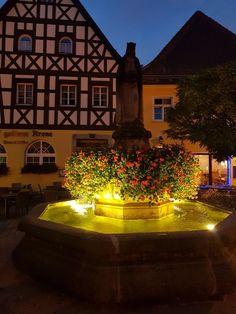 Pottenstein Marktbrunnen