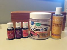 My home recipe for skin cream. Great for combination skin or those who still battle break outs, but want to prevent wrinkles. 2/3 c. Organic coconut oil 1-2tbls. Vitamin E oil 12-14 drops YL Frankincense 5-7 drops YL Lavender 3-4 drops Melaleuca Alternifolia Myrrh and Purification would also be great https://www.facebook.com/oilyideaserinadams To order: https://www.youngliving.com/signup/?site=US&sponsorid=1352249&enrollerid=1352249 #naturalskincare #essentialoils #youngliving
