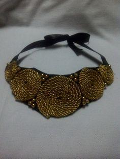 awsome!!! #kk #fashion #moda #trends #elegance #DIY #handmade #pearls #necklace