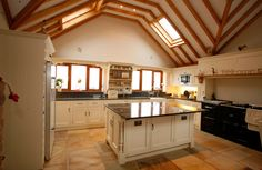 Aga/barn conversion