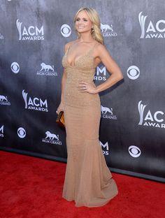 Miranda Lambert - 49th Annual Academy Of Country Music Awards - Arrivals