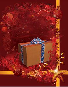 United States Postal Service / Christmas campaign  Artwork and design© McFaul Studio  Design & digital illustration, 3D mixed media.