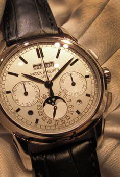 #Patek #Philippe #Chronograph