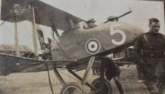 FE8 From 41 Sqn