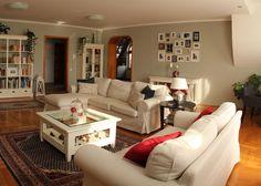 Bérelt lakás - nappali