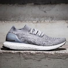 What are your thoughts on these @adidas #UltraBoost Uncaged 'Grey'? Photo by @kaiweikaiwei