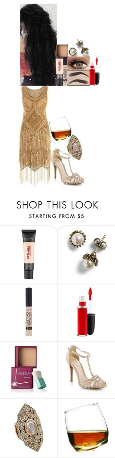 """S4 EP6 / dinner at Tommys // Peaky blinders"" by fuckmeirwin ❤ liked on Polyvore featuring L'Oréal Paris, MAC Cosmetics, Benefit, Jenny Packham, Juicy Couture and Sagaform"
