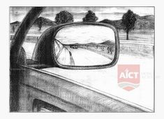 AICT Design Academy offers Specialized Coaching and Study Material for NATA and JEE-Arch Entrance Exam in Pimpri, Chinchwad, Akurdi, Nigdi and PCMC 1 Point Perspective, Perspective Drawing Lessons, Perspective Sketch, Pencil Drawings Of Girls, Cool Art Drawings, Easy Drawings, Composition Drawing, Composition Design, Human Figure Drawing