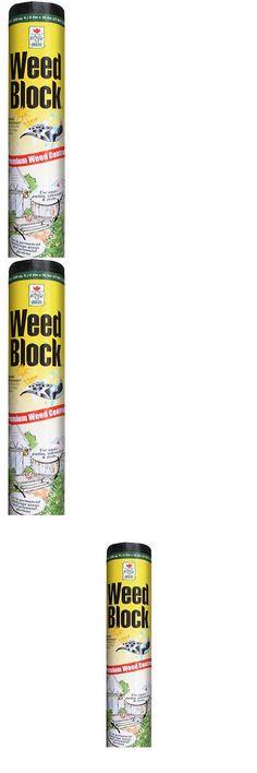 Weed Control Fabric 181049: Easy Gardener 1051 Weed Block Landscape Fabric,  3 X 100