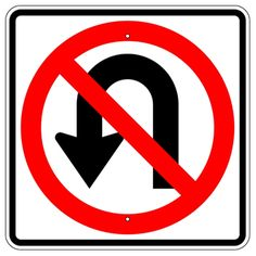 Restrictive Signs | U.S. Signs and Safety