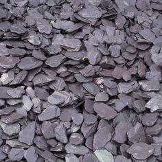 slate chippings