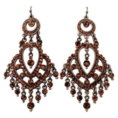Crystal Pave Vintage Chandelier Luxury Earring Brown L Accessoriesforever, http://www.amazon.com/dp/B007TC6PNS/ref=cm_sw_r_pi_dp_mFK0qb1F2T60Q