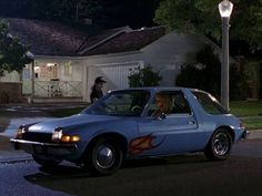 #37 1977 AMC Pacer from Wayne's World