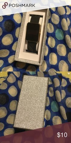 New Aeropostale watch in a cute sparkle box New. Never opened Aeropostale Accessories Watches