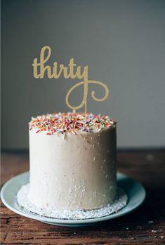 Kuchen-Deckel dreißig Kuchendeckel 30.