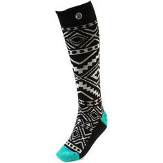 Stance Supernova Snow Socks - Women's. Look good while keeping your feet warm in the snow. Perfect for skiing and snowboarding.