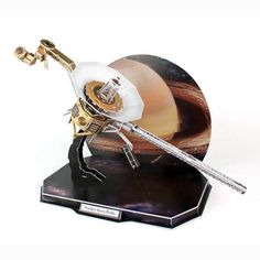 Voyager Space Probe 3D Puzzle #museumofflight