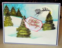 AlteredPages Artsociates: WaterColor and rubber stamps create fabulous results. www.alteredpages.com