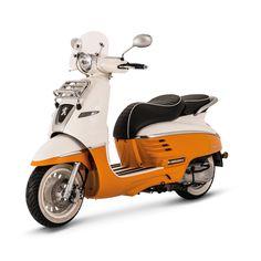 Essai du scooter néo-rétro Peugeot 125 Django