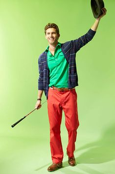 WELL-PUTT TOGETHER | Is it Tee Time or Martini Time? Criquet Shirts in The Wall Street Journal