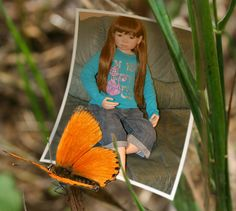 Sabrina (Christine Orange) | Masterpiece doll, photo Eli.A.F.