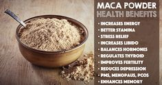Health benefits of maca powder 1. Increase male sexual behavior and sperm count.  2.maca powder    2. Anti-stress response、promote the endocrine function 3. Anti-cancer, anti osteoporosis 4.improve male's sexual function.
