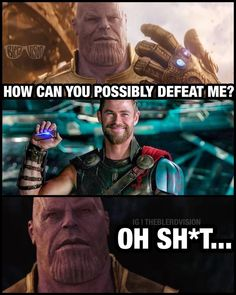 How The Avengers will defeat Thanos