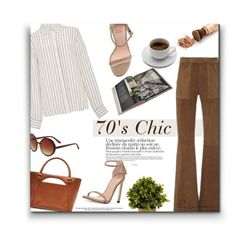 """Like It Never Left (70's baby)"" by sherieme ❤ liked on Polyvore"