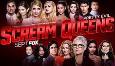 New TV Shows - Fall 2015 Scream Queens - Fox