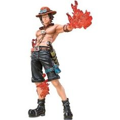 One Piece Action Figures from Bandai :)