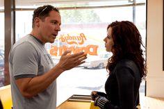 scarlett johansson ironman 2    Scarlett Johansson Scarlett Johansson   Iron Man 2 Production Still ...