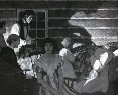 One Spooky Scary Century: Supernatural Events of the The Bell Witch Terrorized a Family and Frightened the Fearless Andrew Jackson Real Haunted Houses, Haunted Places, Spooky Scary, Creepy, Paranormal, Bell Witch, Ghost Hauntings, John Bell, Which Witch